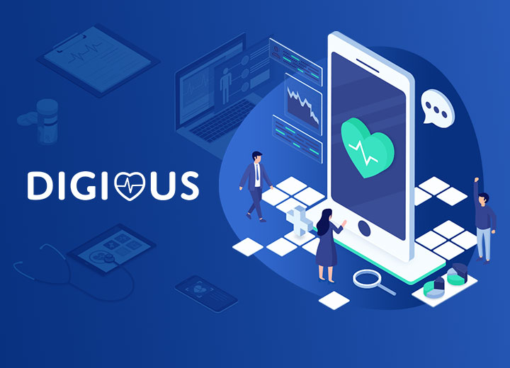 Digious co-creation of software and data-driven solutions regulated medical device